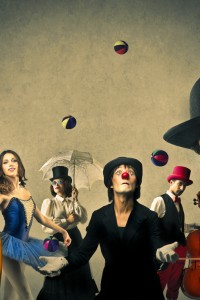 Circus Workshop - Red Star Events