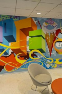Graffiti - Indoor - Corporate