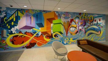 Graffiti - Indoor - Corporate