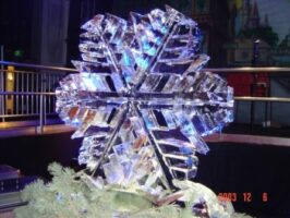 Ice Sculptures - Red Star Events