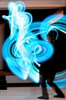 LED juggler - Luis - Red Star Events