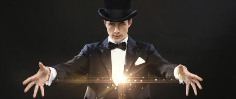 Red Star Events - MAgician