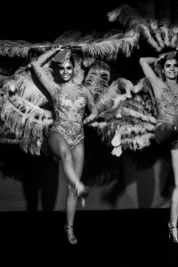Red Star Events Showballet Glory Feather