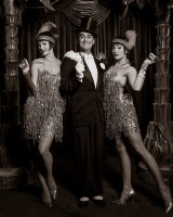 Showballet Glory - Red Star Event - Retro Great Gatsby