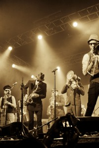 Red Star Events - Brass Band