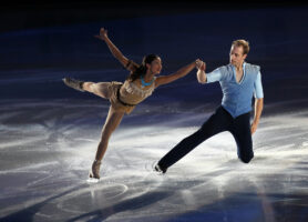 Red Star Events - Ice Skating - Couple